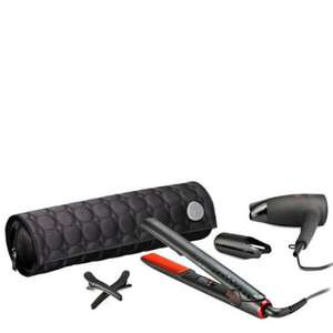 Ghd Scarlet Deluxe Collection Set (5 Products) £99 from Lookfantastic.com(Registered GHD Sockist)