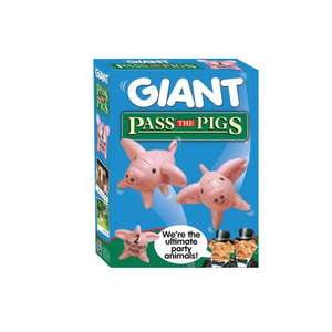 Giant Inflatable Pass The Pigs Game now £9.99 del @ Amazon (Sold by Fun Collectables and Fulfilled by Amazon)