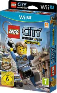 Lego City: Undercover - Limited Edition - Wii U  £30.98 + Free Postage with code SPYFREE  - Digital Spy Store