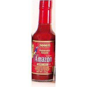 Sood's Amazon Habanero Chilli Sauce *very hot* 174g bottle only £1 at Poundworld