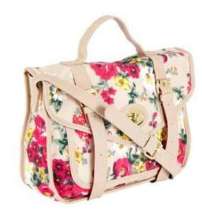 Floral Satchel bag £12.50 @ Tesco (Click & Collect free, or £3.95 delivery)