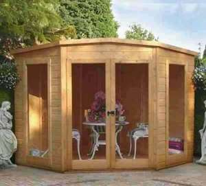 8' x 8' Summerhouse £449.95 @ Shedstore