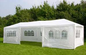 Tesco Direct Garden Marquees Half Price From £79.99