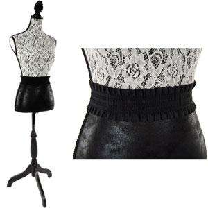 Boutique Full Size Mannequin: Lace Design £27.99 @ Home Bargains (collect at store only)