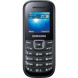 Vodafone Samsung E1200 Mobile Phone (PAYG) - Half price - £7.99 at Argos