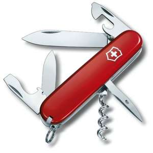Victorinox 1360300 Army Knife Spartan Red £12.10 @ Amazon