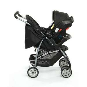 Graco Mirage full baby travel system only £90 @ Asda Direct