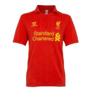 Warrior Liverpool Home Football Shirt 12/13 Was £45 Now £15 @LFC Store