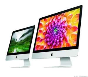 Apple iMac 27.3 inch MD096B/A 3.2GHz with Memory upgraded to 32GB + Wireless Keyboard and Mouse @ Costco