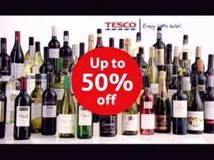 750 Clubcard Points on First order with Tesco Wine. Lowest priced case £12.60 Plus £6 delivery so £18.60 and 750 clubcard points. These points can be exchanged for £30 worth of Pizza Express Vouchers!!