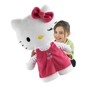 Hello kitty cuddle pillow £9.99 @ smyths