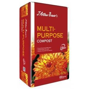 Arthur Bowers Multi purpose compost - 100l  Reduced - £3.00 @ Makro