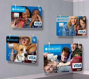 Personalise your Personal Debit Card for FREE, Barclays Bank Accounts Customers only@Barclays