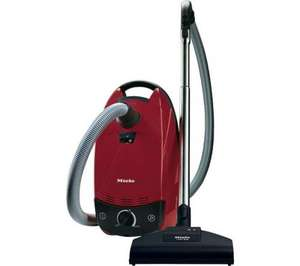 MIELE S700 Cat & Dog Cylinder Vacuum Cleaner - Red reduced from 300 to £149 @ Currys