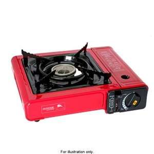 Portable Gas Stove suitcase style £8.99 @ B&M