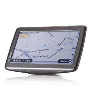 "QVC - TomTom Via 135M 5.0"" Sat Nav with European Maps Lifetime Maps , Free Case And 4 Easy Payments of £33.74"