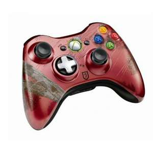 Tomb Raider Xbox 360 wireless controller half price when you trade in any official controller at Game