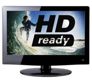 Currys 16 inch HD Ready LED TV - Essentials C16LDIB11 - £78.97