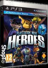 Playstation Move Heroes PS3 - just £5.86 from ShopTo.Net