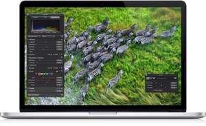 "Apple Macbook Pro Retina ME665B/A 15"" 2.7GHz i7 Quad, 16GB of RAM, 512GB SSD (2013 Model) - usually £2299 from Apple. £2044.95 from Amazon"