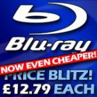Selected Blu-ray movies £12.97 @ Blah DVD
