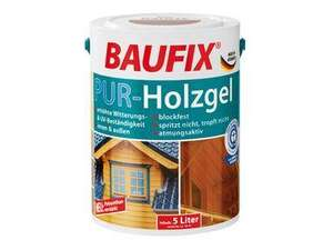 Baufix 5ltr Wood Treatment Gel at LIDL (2 for £20)