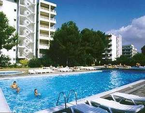 Budget Break *School Hols* Salou - 5 Nts 2 Adults + 2 Children with transfers total price £294.91 @ Travel republic