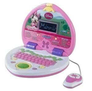Mickey Mouse Clubhouse Minnie Mouse Laptop 11.99@ argos