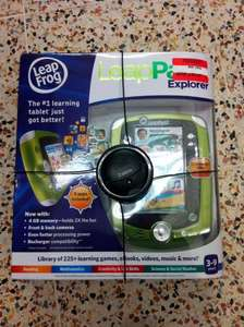 Leap Frog LeapPad 2 Explorer - £39.99 @ ASDA (In Store)