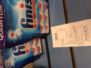 Finish Quantum 30's £3 instore @ Tesco (Leicester) (buy 2 packs & get £3.60 back with Quidco Clicksnap)