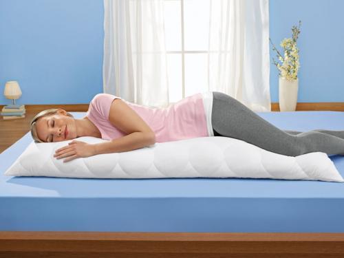 Microfibre Body Pillow £9.99 @ Lidl
