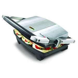 Breville VST025 Panini Press for £20.00 (RRP: £29.99) @ Asda Direct