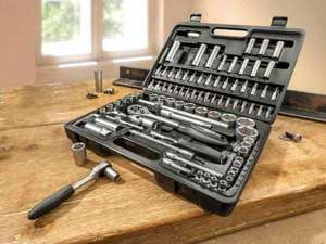 Socket Spanner Set - 94 Pieces £34.99 @ Lidl From Thursday 14th March!!