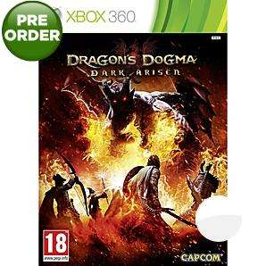 Dragons Dogma: Dark Arisen (Pre Order) Xbox 360/PS3 £14.97 @ Asda Direct