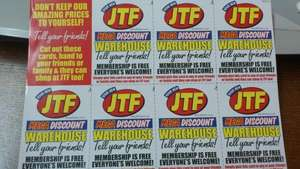 FREE JTF Mega Discount Warehouse membership,Everyone is welcome @JTF store