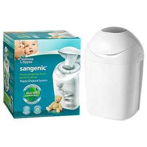 Tommee Tippee Hygiene Plus Nappy Disposal System Reduced From £22.00 Now Only £6.38 Instore @ Sainsburys (Basildon)