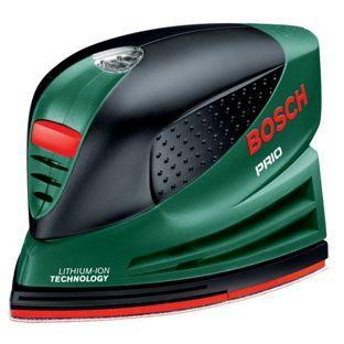 Bosch Prio 7.2v Li-Ion cordless sander £14.93 instore @ Homebase