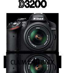 Nikon UK Various DSLRs Cashback Offers 14th March - 31st May 2013 (£30 - £150)