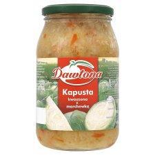 Dawtona Sauerkraut With Carrot 900G 59p @Tesco