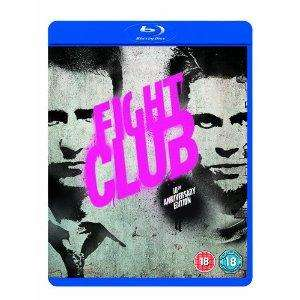 Fight Club Blu-Ray £4 in closing stores HMV