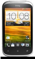HTC Desire C on Orange, £8 a month (£6.75 with cashback)