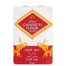 Tesco chapatti flour 10kg for £4 instore & online
