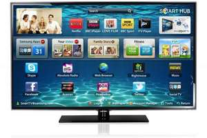 """Samsung UE40ES5500 40"""" TV CO-OP Electrical £419, £399 with code"""