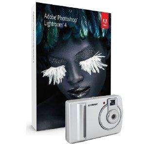 Adobe Lightroom 4 and digital camera bundle £69.99 @ Amazon/Technology Geek's