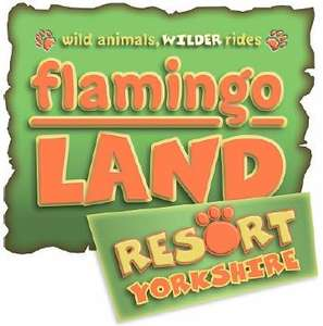 Half price entry at Flamingo Land Resort Theme Park & Zoo!