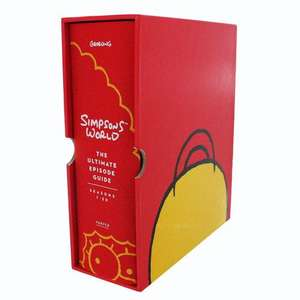Simpsons World The Ultimate Episode Guide Seasons 1-20 Only £10.98 @ The Works