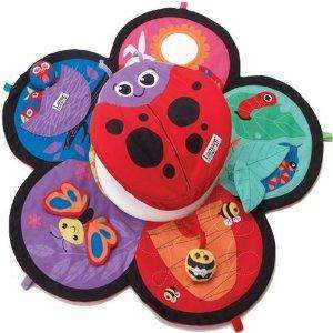 Lamaze Spin & Explore Garden Gym £16.41 delivered at Amazon