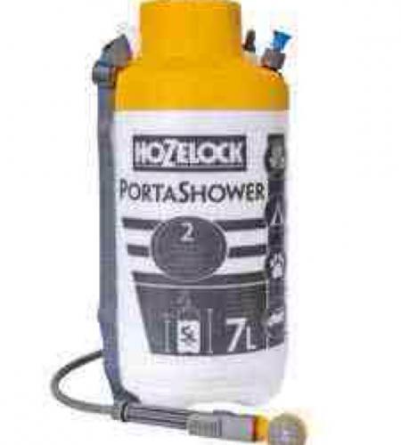 Hozelock Portashower £15.94 delivered from Argos eBay - usually £64 - 7L capacity
