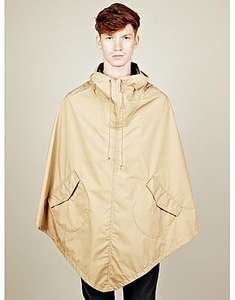 Nonnative Men's Hiker Windstopper Poncho £240 at Oki-ni