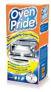 oven pride oven cleaning kit £1 @ poundland